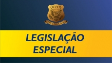 LEGISLAÇÃO ESPECIAL